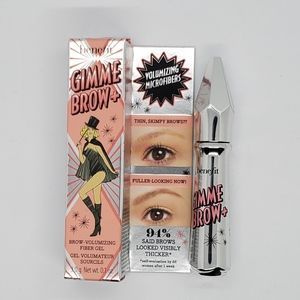 Benefit Cosmetics Volumizing Eyebrow Gel NIB